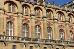 France, the picturesque city of Saint Germain en Laye Royalty Free Stock Image