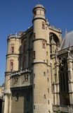France, the picturesque city of Saint Germain en Laye Royalty Free Stock Photo