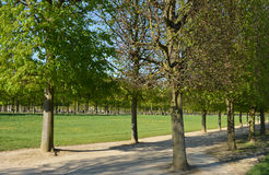 France, the picturesque city of Saint Germain en Laye Stock Images