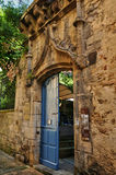 France, picturesque city of Sarlat la Caneda in Dordogne Royalty Free Stock Images