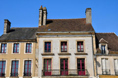 France,picturesque city of Sees in Normandie Stock Photo