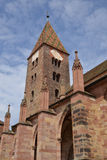 France, the picturesque city of Wissembourg in Bas Rhin Royalty Free Stock Photo