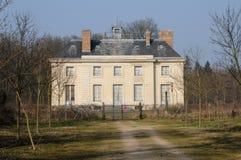 France, the picturesque Pavillon de la Muette in Saint Germain e Royalty Free Stock Photos