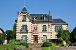France, the picturesque village of Arnouville les Mantes  in les Stock Photos