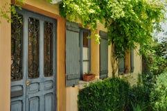 France, the picturesque village of Auvers sur Oise Stock Photos