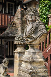 France, picturesque village of Dives sur Mer Royalty Free Stock Photo