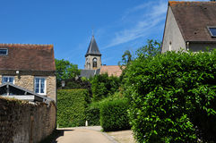 France, the picturesque village of Fremainille Royalty Free Stock Image