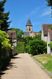 France, the picturesque village of Fremainille Royalty Free Stock Images