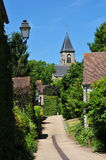 France, the picturesque village of Fremainille Stock Photo