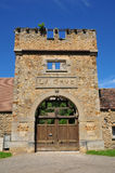 France, the picturesque village of Fremainille Stock Image
