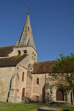 France, the picturesque village of  Gaillon sur Moncient Royalty Free Stock Photos