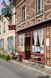 France, picturesque village of Giverny in Normandie Stock Photo