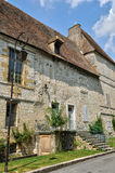 France, picturesque village of Issigeac in Perigord Royalty Free Stock Image