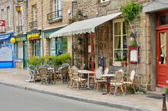 France, picturesque village of Lassay les Chateaux in Mayenne Royalty Free Stock Images