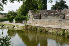 France, the picturesque village of  marcq Stock Photos