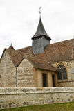 France, the picturesque village of Porte Joie Royalty Free Stock Photo