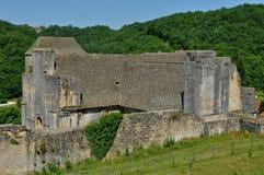 France, picturesque village of Saint Amand de Coly Stock Photography