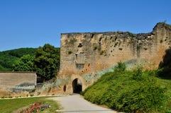France, picturesque village of Saint Amand de Coly Stock Photo