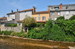 France, picturesque village of Saint Cere Royalty Free Stock Photography