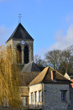 France, the picturesque village of Seraincourt Royalty Free Stock Images