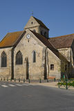 France, the picturesque village of Seraincourt Royalty Free Stock Photography