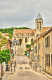 France, the picturesque village of Vetheuil Royalty Free Stock Photos