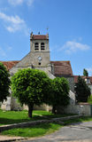 France, the picturesque village of Wy dit Joli Village Stock Image