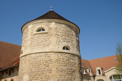 France, pigeon house of Neuville sur Oise castle Royalty Free Stock Images