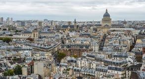 france powietrzny widok Paris obrazy stock