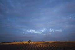 France - Provence - Sault imagens de stock royalty free