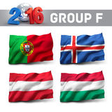 France 2016 qualifiers Stock Photo