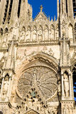 france reims Royaltyfri Foto