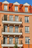 France, residential block in Vaureal Royalty Free Stock Photo