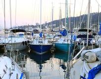 France Riviera, the marine Stock Photo