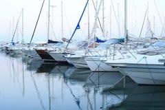 France Riviera, the marine Royalty Free Stock Image