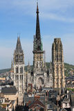 France. Rouen. Royalty Free Stock Image