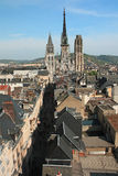 France. Rouen. Stock Photo