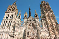 France. Rouen. Royalty Free Stock Photos