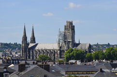 France, Rouen Royalty Free Stock Images