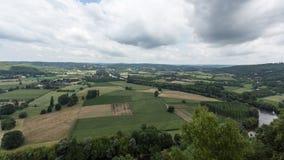 France's Dordogne Royalty Free Stock Photo