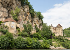 France's La Roque-Gageac Royalty Free Stock Photo