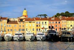 France - Saint Tropez. Saint Tropez in France, Europe port stock image