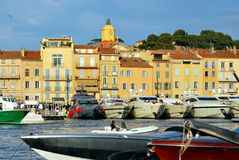 France - Saint Tropez Stock Image