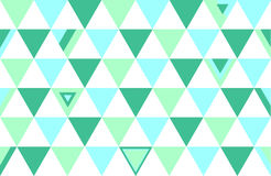 France Top Colors Background Triangle Polygon 2015. Vector Illustration Stock Image