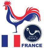 France. Vector illustration (EPS 10&#x29 Royalty Free Stock Photo
