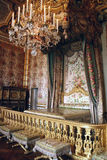 France Versailles Palace. Versailles Palace, bedroom of Marie Antoinette, France, Europe Royalty Free Stock Photography