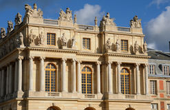 France, Versailles Palace in Ile de France Royalty Free Stock Image
