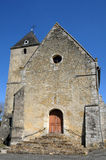 France, village of la Chapelle Souef in Normandie Royalty Free Stock Photography