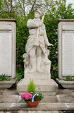 France, the war memorial of Les Mureaux Stock Photo