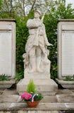 France, the war memorial of Les Mureaux Stock Photo